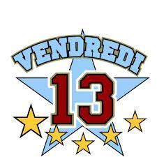 VENDREDI 13 JUIN